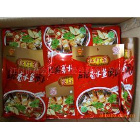 《小额批发》麻辣香水鱼,四川名牌红灯笼