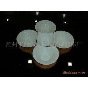 大量强化瓷沙拉碗 雅元 陶瓷