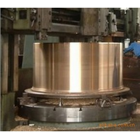 柳州永顺有色铸造耐磨铜合金,铜套,铜瓦,蜗轮,蜗杆