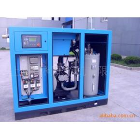 上海生产 水冷式 碳钢德国进口主机 双螺杆固定式空压机