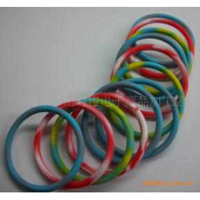 大量供应圆形手环 硅胶手环