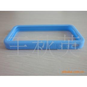 :苹果IPHONE 4G边框硅胶套/清水套