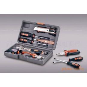 德国勃兰匠记8件家用工具组合套装PL-001 组合工具 工具箱 工具