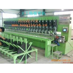 钢塑格栅设备 钢塑土工格栅焊机