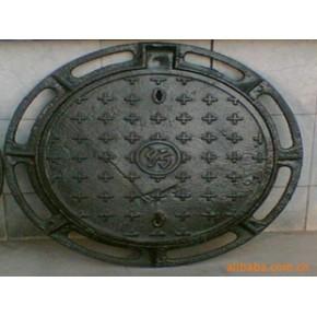 井箅子 圆形井盖 球墨铸铁