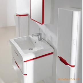 浴室柜生产、陶瓷浴室柜(H-1005C)
