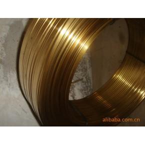 加工 异型 黄铜扁线 铜线材