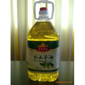 纯山茶油5L包装(新产品)