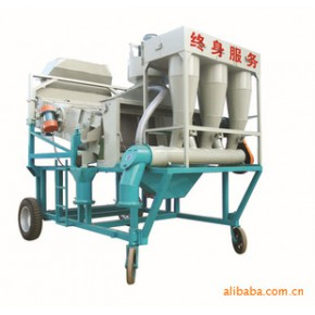 YW180A#三级环保清理筛 产量大 清杂效果好 环保无尘污