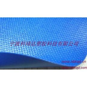 双面涂PVC夹网布小型充气面料