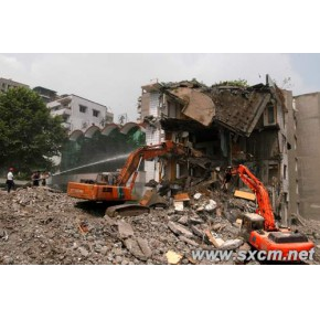 拆除施工的安全措施-甘肃国英机械化房屋拆除工程有限公司