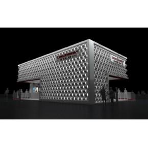 2012重庆秋季房交会展台设计制作、搭建