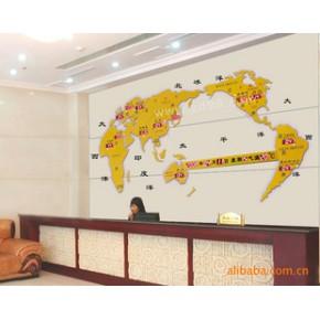 钟,酒店用品,大堂用品,世界时差钟,国际时间表
