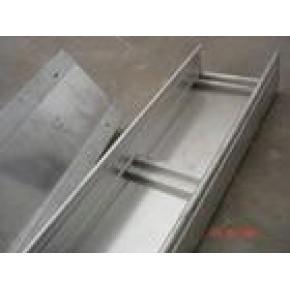 定做各种不锈钢、铝合金、镀锌电缆桥架梯式、托盘式、槽式等