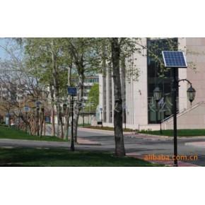 太阳能景观灯、太阳能庭院灯、大学太阳能灯工程