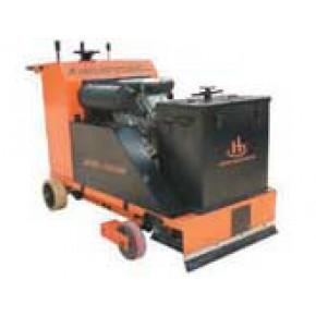 自动行进式混凝土铣刨机,带水箱,吸尘