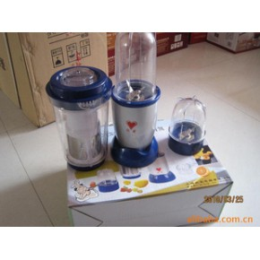 上海众爱多功能食品料理机/果汁机/豆浆机