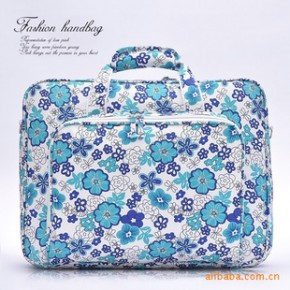 2011女包新款 帆布包笔记本电脑包 休闲斜挎包 时尚数码包