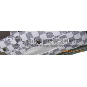 高级PU皮汽车遮阳板夹式纸巾