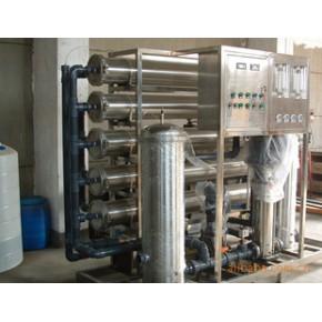 出水水质好  5T/h反渗透纯水设备