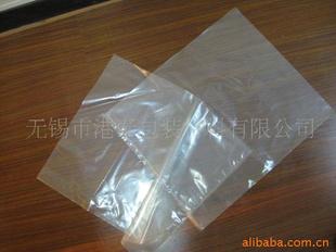商大量供应各种透明PE塑料袋 透明PE防静电袋,平口PE塑料袋 -包装