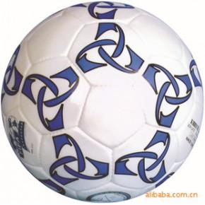 5#PU革标准手缝足球 足球