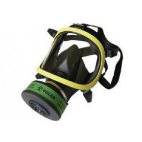 空气呼吸器面具,消防过滤式综合防毒面具