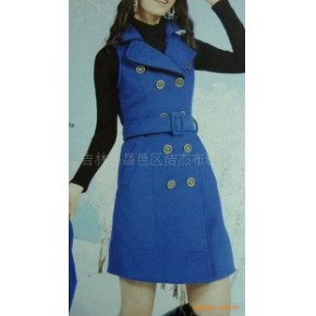 杰杰2010秋冬装新款韩版时尚羊绒连衣裙
