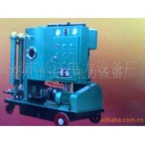GZJ-100型真空滤油机