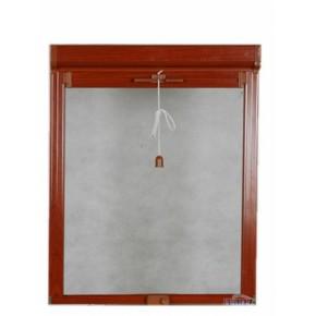 隐形纱窗带卡锁厂家价格