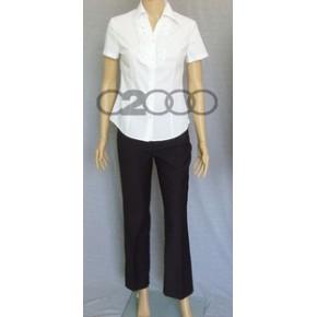 时尚休闲衬衫  企业订制服 企业行政制服