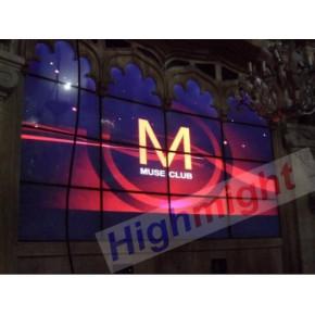 55寸窄边酒吧KTV液晶拼接屏,超高性价比55寸液晶