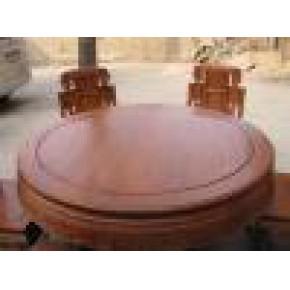 花梨木圆桌