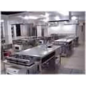 兰州宾馆厨房设备西宁厨房设备订制甘肃裕洁专业