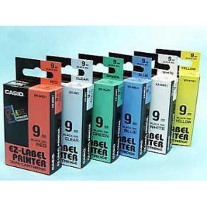 CASIO标签纸卡西欧色带标签带XR系列原装