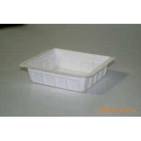 豆腐盒 PP 有盖 现货