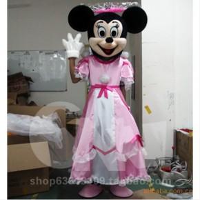 精品米妮  298元卡通人偶/卡通服装/行走人偶