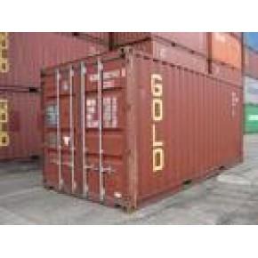 集装箱海运运输服务 厦门港