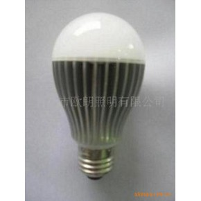 5W  PC 灯泡 LED节能灯