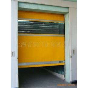 SEW/三菱配置的盐城pvc快速卷帘门、泰州快速卷帘门
