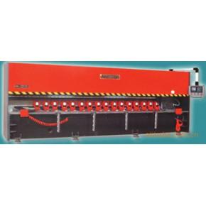 06款R型数控金属薄板开槽机系列