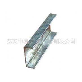 规格齐全热镀锌U型钢 冷弯型钢(mm)