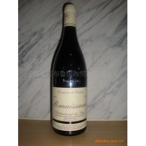 克里斯帝庄园教皇新堡文艺复兴干红葡萄酒  法国著名酒庄
