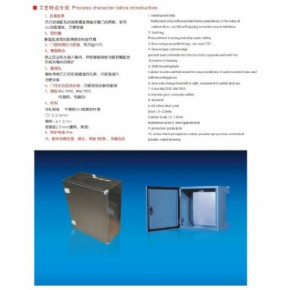 汉中壁挂式控制箱
