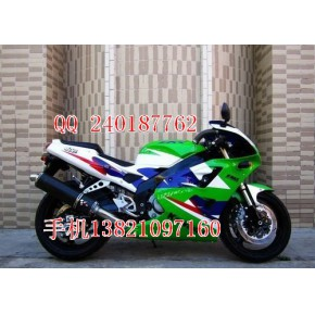 特价出售川崎ZXR400摩托车价格4000元