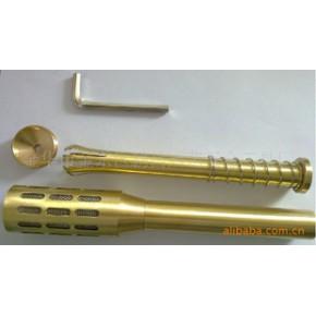 批发 彩盒包装 大号可拆卸纯铜艾灸棒 温灸棒 温灸美容器