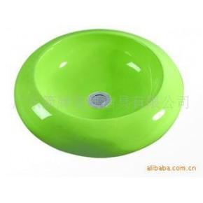 卫浴陶瓷,色釉盆(500*500)