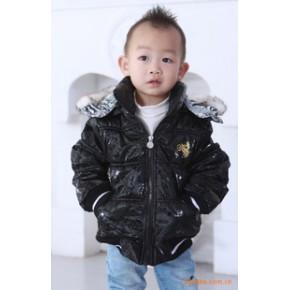 2010新款童装  韩版棉衣  冬装