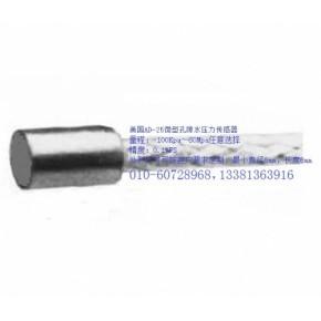 美国微型孔隙水压力传感器