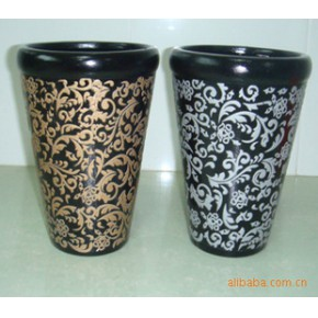 陶瓷花盆,陶瓷工艺花盆 陶瓷
